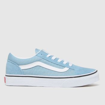 Vans Blue Old Skool Boys Youth