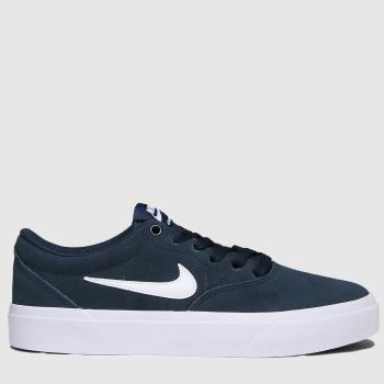 Nike SB Navy Charge Boys Youth