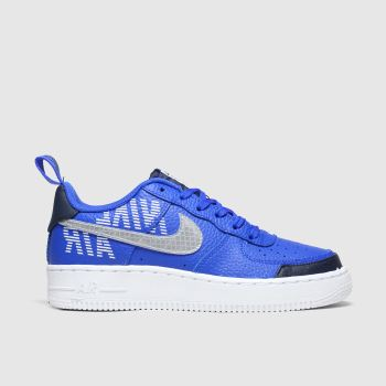 Nike Blue Air Force 1 Lv8 2 Boys Youth