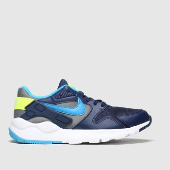 Nike Navy & Grey Ld Victory Boys Youth