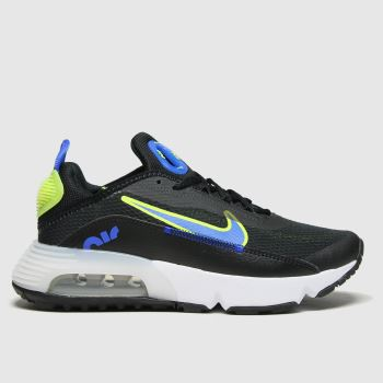 Nike Black and blue Air Max 2090 Boys Youth