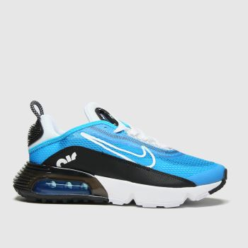 Nike Blue Air Max 2090 Boys Youth