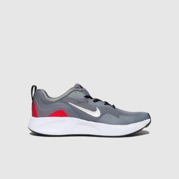 Nike Grey Wearallday Boys Youth