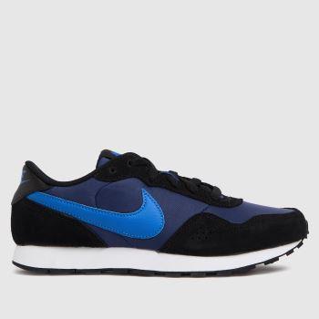 Nike Black and blue Md Valiant Boys Youth