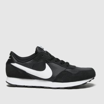 Nike Black & White Md Valiant Boys Youth