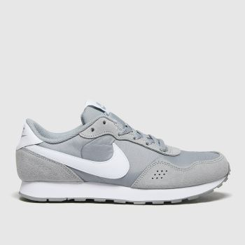 Nike Grey Md Valiant Boys Youth