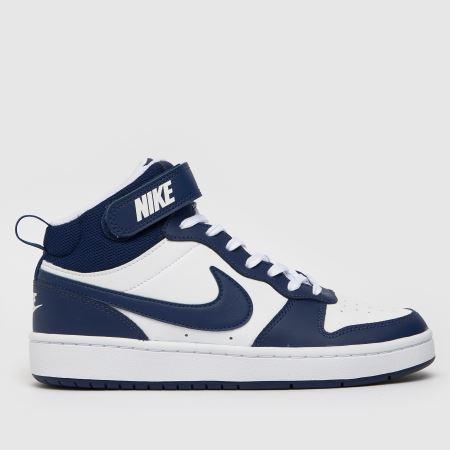 Nike Court Borough Mid 2title=