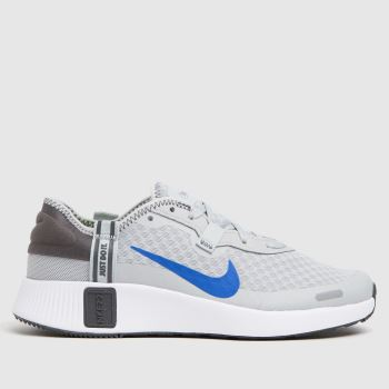 Nike Light Grey Reposto Boys Youth