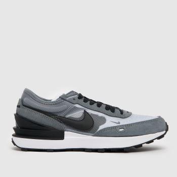 Nike Grau-Schwarz Waffle One Jungen Jugendliche