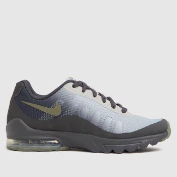 Nike Light Grey Air Max Invigor Boys Youth