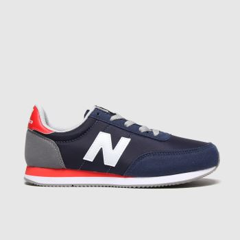 New Balance Navy & Red Nb 720 Boys Youth