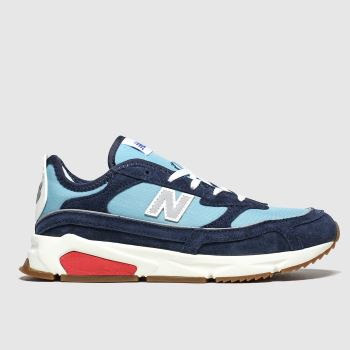 New Balance Navy & Pl Blue Xrc Boys Youth