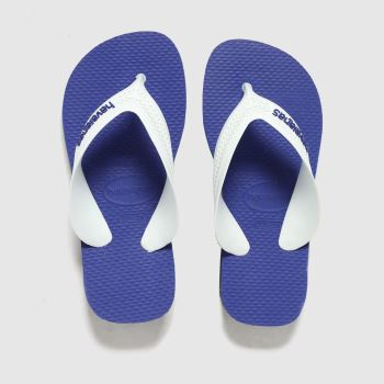 Havaianas Blue Kids Max Boys Youth