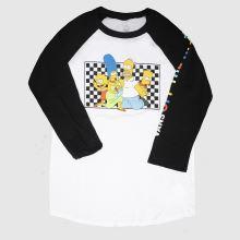 Vans Raglan Tee The Simpsons 1