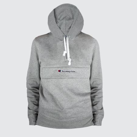 Champion Half Zipped Sweatshirtitle=