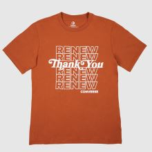 Converse Renew Graphic Tee 1
