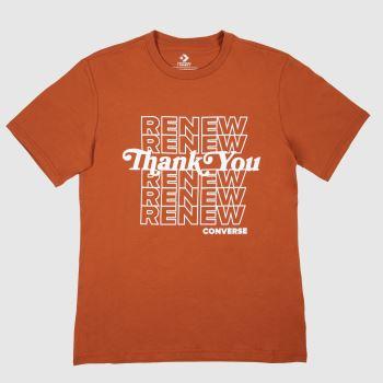 Converse Rot Renew Graphic Tee Unisex