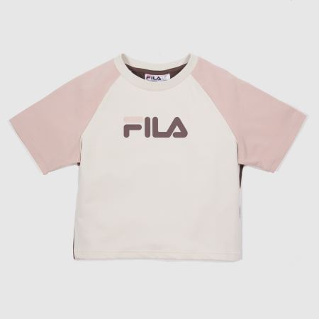 Fila Aisha Fitted Crop Teetitle=