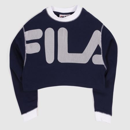 Fila Neha Crop Sweatshirttitle=