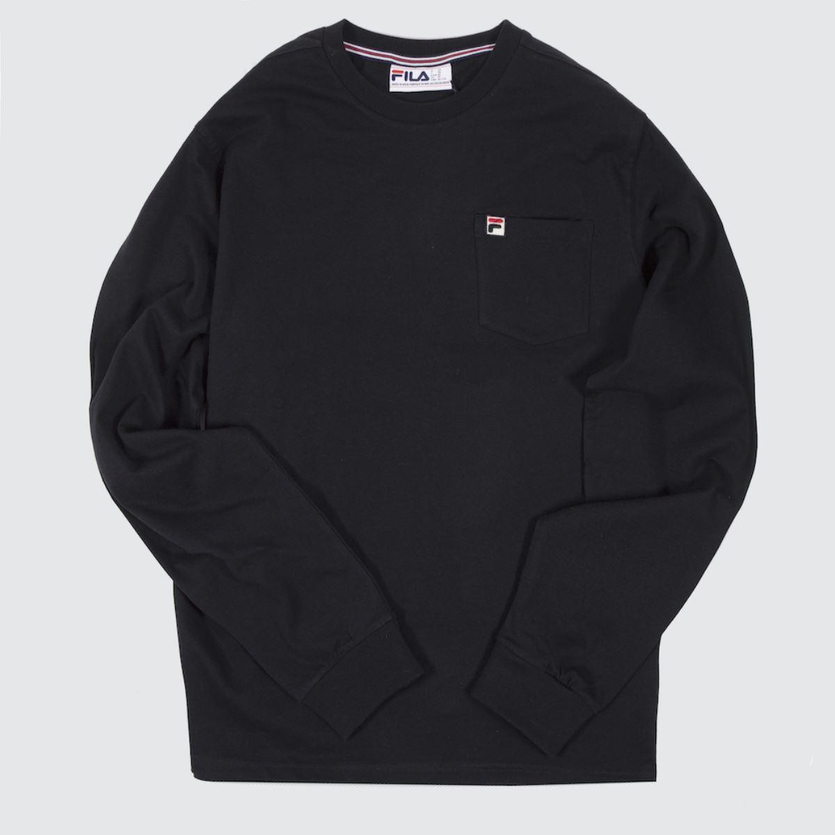 Clothing Fila Black Thames