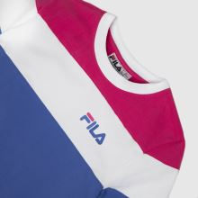 Fila Maya Crop T-shirt 1