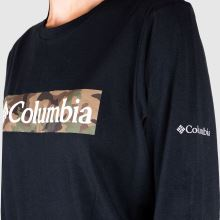 Columbia  Lookout Point Ls Tee 1
