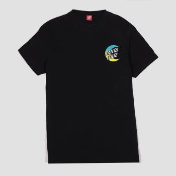 Santa Cruz Black Moon Dot Fade T Womens