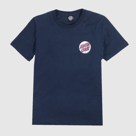 SantaCruz Speckled Dot T-shirttitle=
