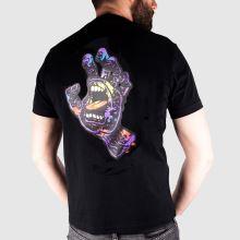 Santa Cruz Hand Splatter T-shirt 1