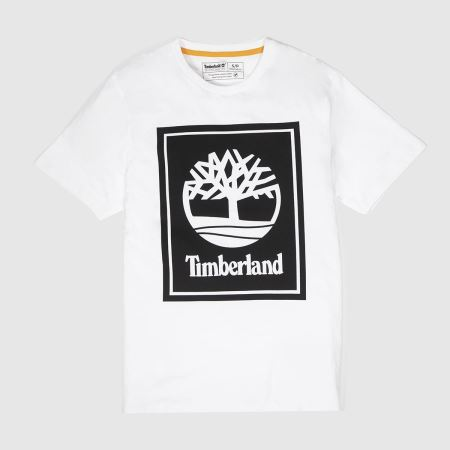 Timberland Stack Logo Teetitle=