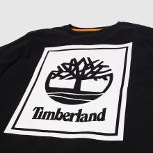 Timberland Stack Logo Tee 1