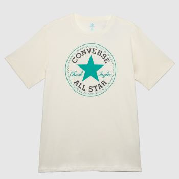 Converse Stone Patch Graphic Tee Mens