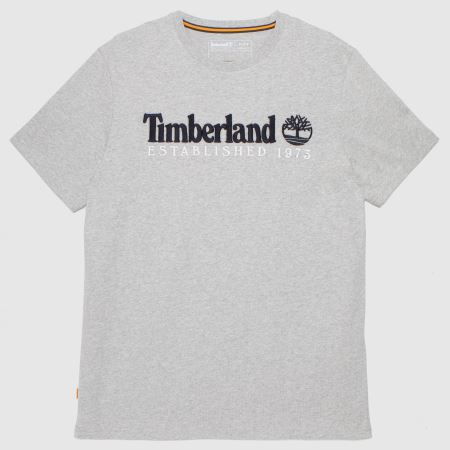 Timberland Heritage Linear Logo Teetitle=