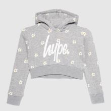 Hype Girls Cropped Hoodie Dais,1 of 4