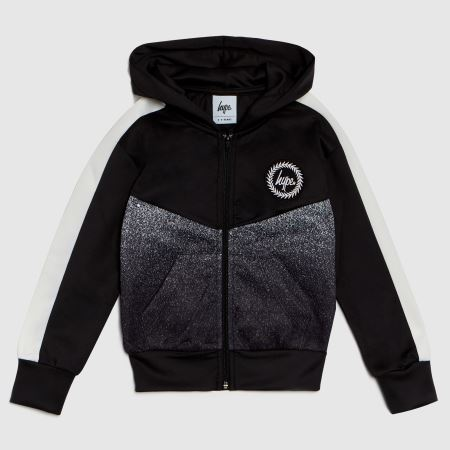 Hype Boys Track Jacket Speckle Fadetitle=