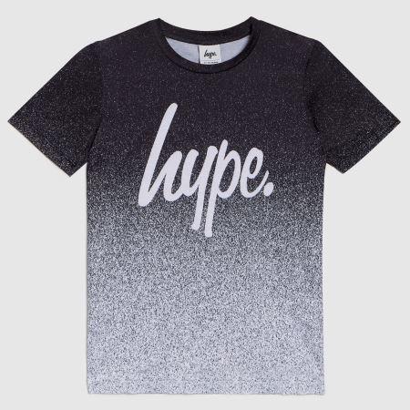 Hype Boys T Shirt Speckle Fadetitle=