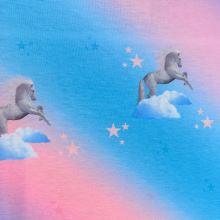 Hype Girls T-shirt Unicorn Fade 1