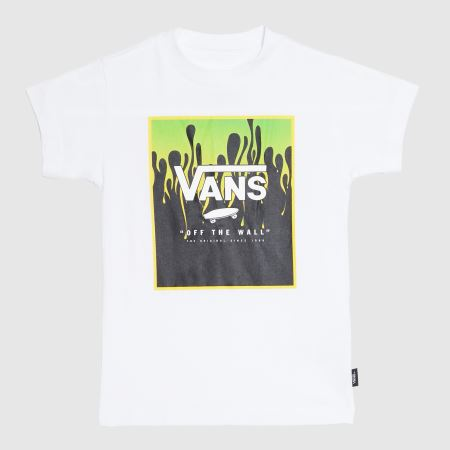 Vans Kids Print Box T-shirttitle=