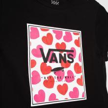 Vans Girls Boxed Hearts T-shirt 1