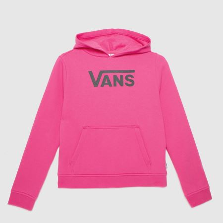 Vans Girls Flying V Hoodietitle=