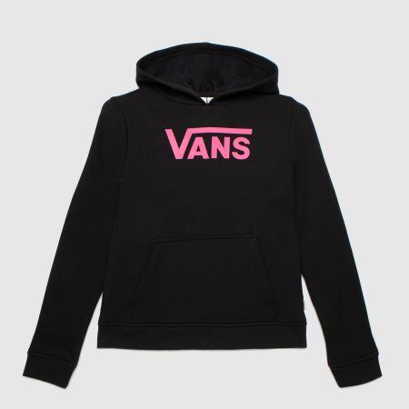 Vans Girls Flying V Hoodietitle=