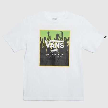 Vans Boys Print Box T-shirttitle=