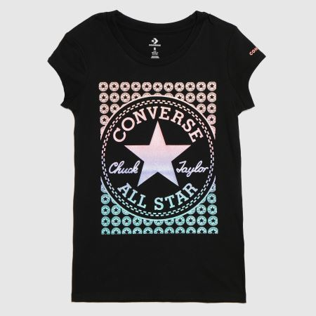 Converse Girls Ss Chuck Patchtitle=