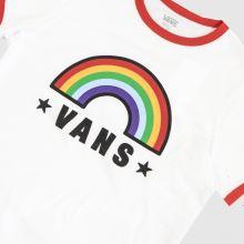 Vans Girls Rainbow Patch 1