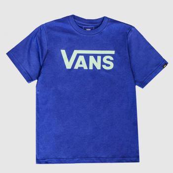 Vans Blue Classic Boys Boys
