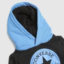 Converse Kids Sherpa Lined Hoodie 1