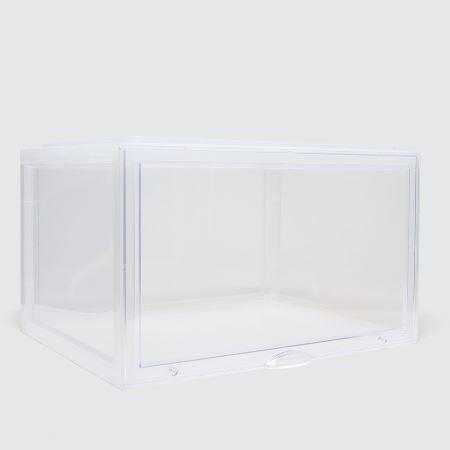 SNEAKERSHIELD Sneaker Crate Cleartitle=