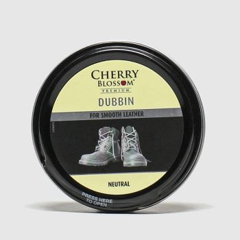 CHERRY BLOSSOM Clear Dubbin Polish Shoe Care