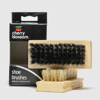 Cherry Blossom Klar Brush Set Schuhpflege
