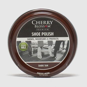 Cherry Blossom Brown Shoe Polish Shoe Care